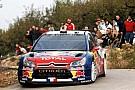 Loeb Finlandiya Rallisi'nde mutlu sona ulaştı