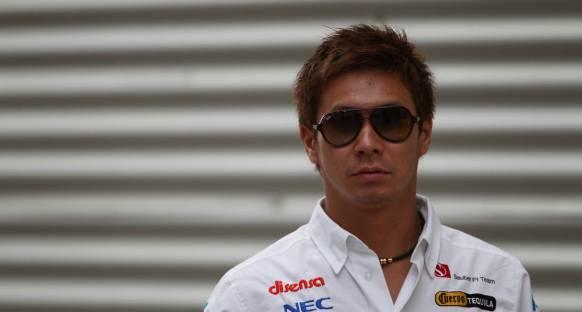 Sauber Kobayashi İle Nikah Tazeliyor