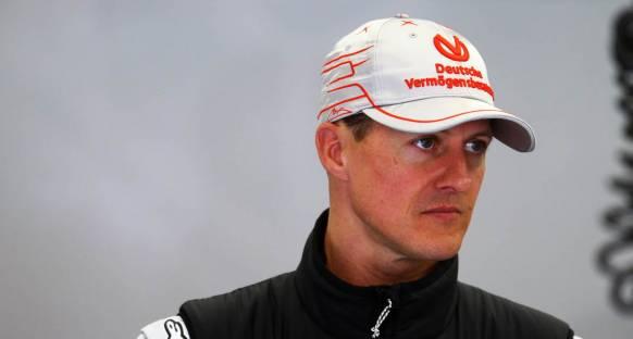 Schumacher'den Irvine'a cevap