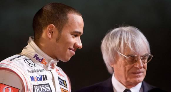 Ecclestone, Hamilton'ı savundu