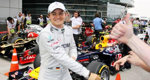 Rosberg şikandaki bariyeri eleştirdi