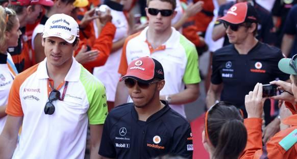 Hamilton: Lastikler Monako'da anahtar rol oynayacak