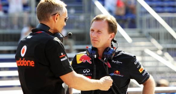 Horner'den Webber'e mücadele desteği