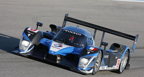 Peugeot Spa 1000 km'yi kazandı