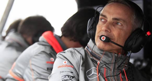 Whitmarsh: Güncellemelerdeki eksiklik McLaren'ı yaraladı