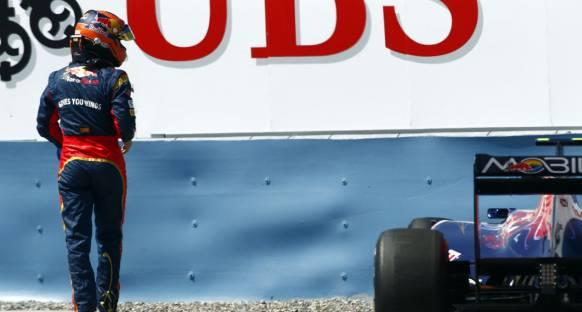 Sıralama turları Toro Rosso için hayal kırıklığı oldu