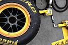 Pirelli lastikleri renkleniyor
