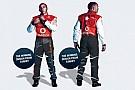 McLaren pilotları için özel Türkiye tulumları