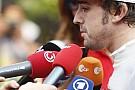 Alonso'nun Türkiye'de galibiyet beklentisi yok