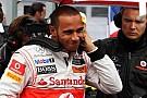 Hamilton'dan McLaren'a şok uyarı