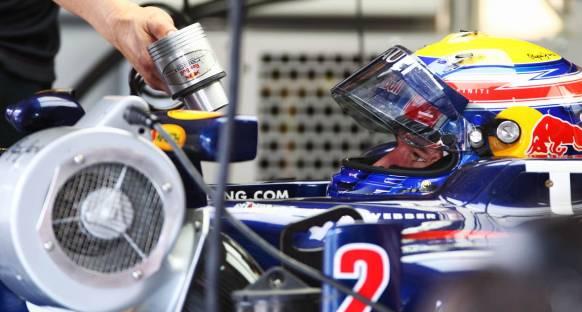 Red Bull antrenman temposunun ardından sakin