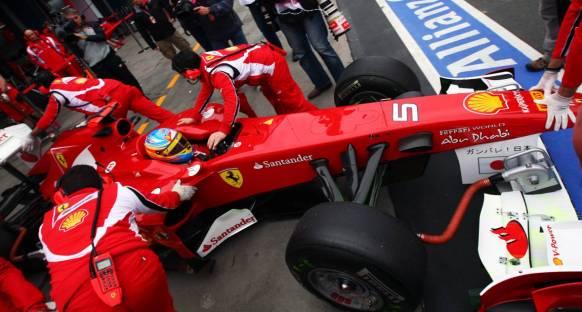Alonso: Endişeye gerek yok