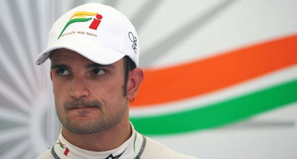 Liuzzi HRT'de yarışacağına inanıyor