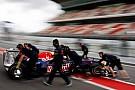 Barcelona testleri 1. gün - Webber lider