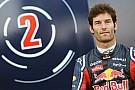 Webber: Şampiyon olmak için yarışacağım