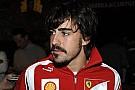 Alonso: Annem sakallarımı kesmeden yarışmamı istemez