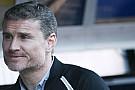 Coulthard yarış yorumcusu rolüne hazırlanıyor