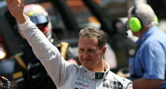 Schumacher: Eleştirileri hak ettim