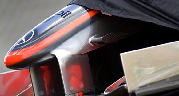 McLaren ISS Group'la anlaştı