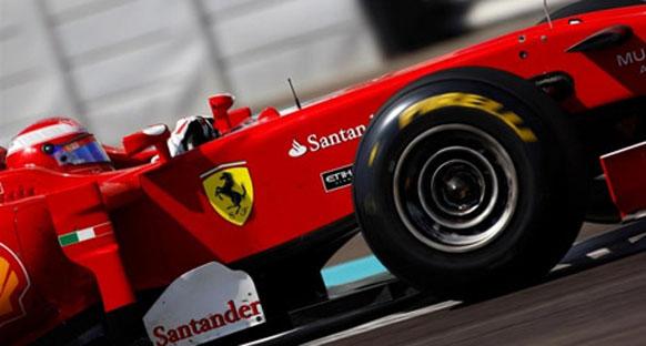 Massa ve Schumi testlerin ardından mutlu