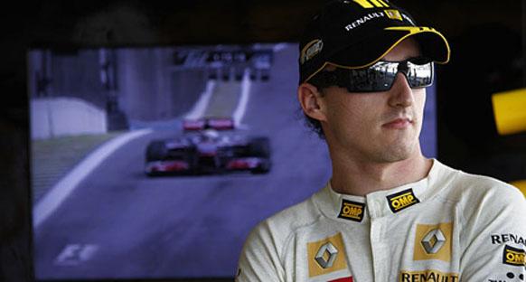 Brezilya Grand Prix 2010 Cumartesi antrenman turları - Kubica herkesi geçti
