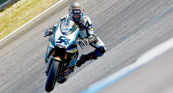 Kenan Moto2'deki ikinci yarışı için Valencia'da
