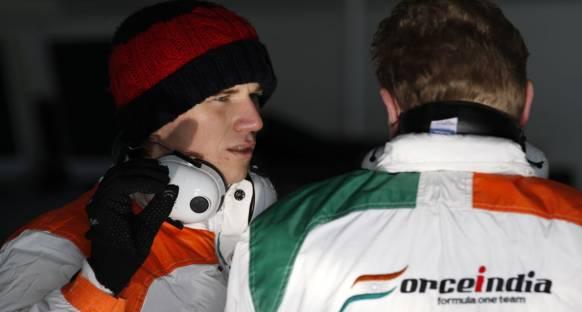Williams: 'Hulkenberg geleceğin şampiyonu'