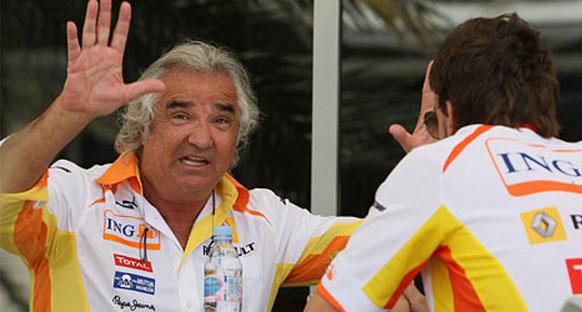 Briatore: Alonso'nun şampiyonluğunu ancak bir felaket engeller