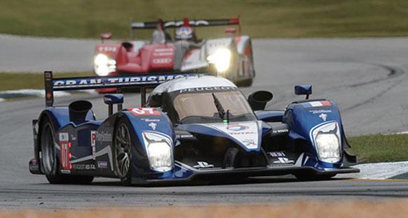 Peugeot, Petit Le Mans'da duble yaptı