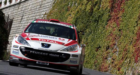 Peugeot Sport Türkiye İtalya Sanremo Rallisi'nde