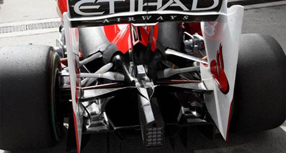 Ferrari Singapur'da güncellenmiş difüzerle yarışacak