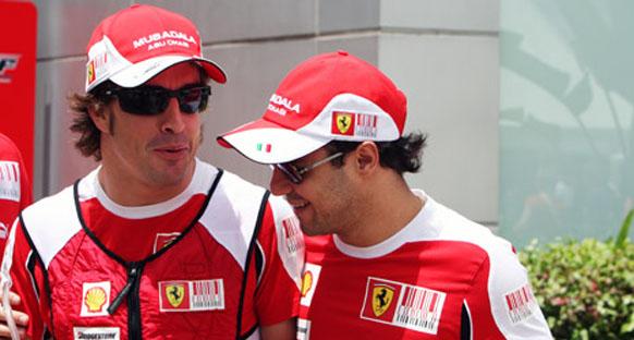 Massa ve Alonso WMSC'de hazır bulunacak