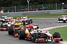 Olaylı Belçika Grand Prix'sini Hamilton kazandı