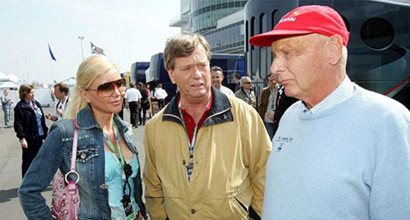 Lauda Ferrari'ye çok kızgın