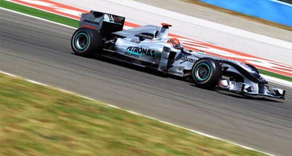 Schumacher, Macaristan'da olmaktan mutlu