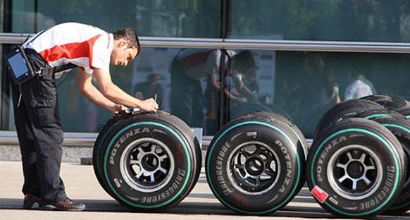 Bridgestone sorunsuz bir yarış bekliyor