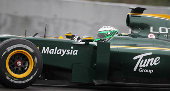 Lotus 2011 aracını KERS'siz tasarlıyor