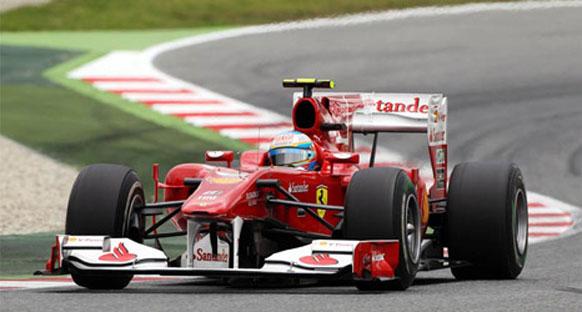 Ferrari: 'Sürekli podyum finişler gerekli'