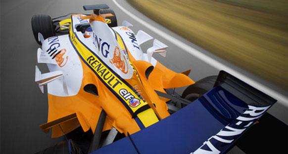Renault yarışı bekliyor