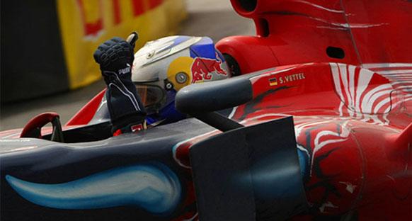 Vettel: 'STR3 hakkında değerlendirme için henüz erken'