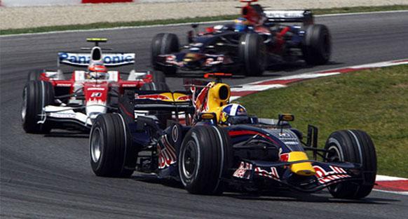 Glock-Coulthard çarpışmasına ceza yok