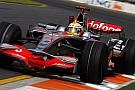 Avustralya GP Cuma - McLaren