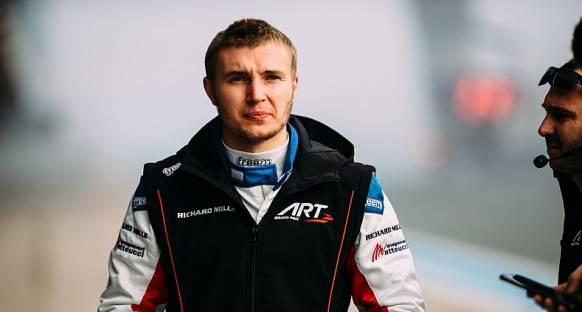 Renault'nun yeni test pilotu Sergey Sirotkin