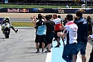Rossi: Formula 1'de nasıl deniyordu? 'Hat-trick'?