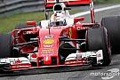 Vettel: Ferrari'nin lastik stratejisi işe yarayacak