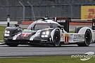 WEC: Hartley Porsche'nin gücünü gösterdi