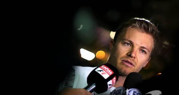 Çin'de olaylı ilk antrenmanların lideri Nico Rosberg