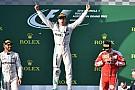 Rosberg: Ferrari bu sezon nefesini ensemizde hissettiriyor