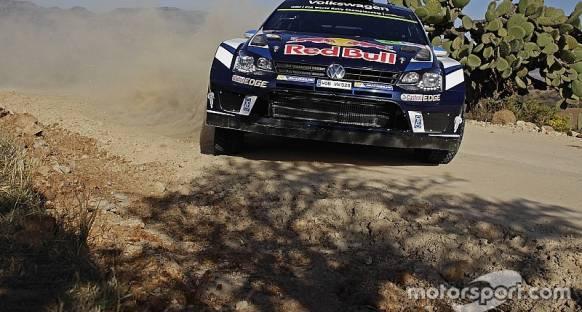 WRC: Ogier günün en uzun etabını kazandı, Latvala galibiyete yakın