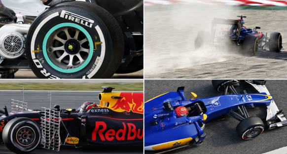 Barcelona F1 testleri 8. gün canlı anlatım